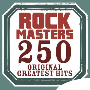 Rock Masters - 250 Original Greatest Hits