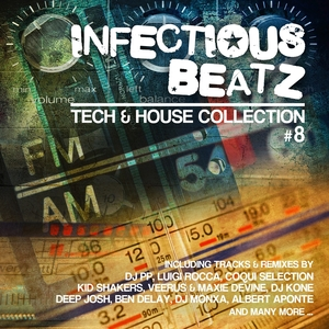 Infectious Beatz, Vol. 8