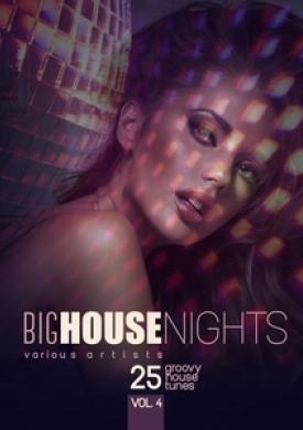 Big House Nights (25 Groovy House Tunes), Vol. 4