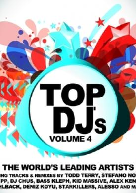 Top DJs - World's Leading Artists, Vol. 4