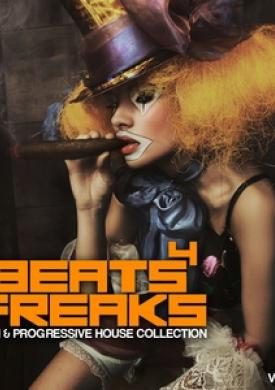 Beats 4 Freaks: Tech & Progressive House Collection: Vol. 8
