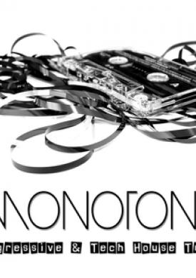 Monotone - Progressive & Tech House Tunes