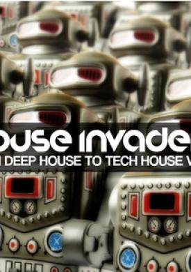 House Invaders - from Deep House to Tech House, Vol. 4
