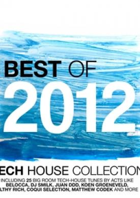 Best of 2012 - Tech House Collection