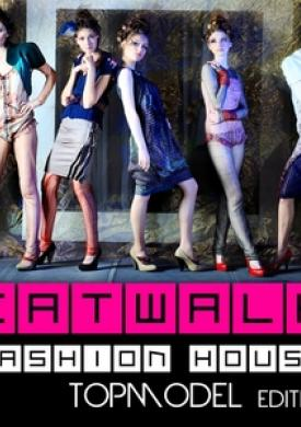Catwalk Fashion House, Vol. 4 - Topmodel Edition