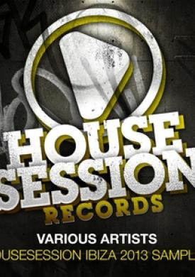 Housesession Ibiza 2013 Sampler
