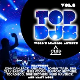 Top DJs - World's Leading Artists, Vol. 8
