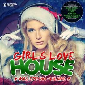 Girls Love House, X-Mas Edition - House Collection, Vol. 18