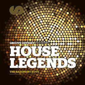 Groove Odyssey Presents House Legends, Vol. 1: The Basement Boys